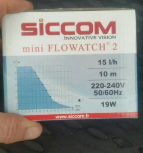 Siscom mini flowatch 2 (помпа)
