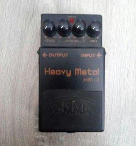 Педаль для электрогитары Heavy Metal HM-3