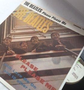 The Beatles- Please Please Me