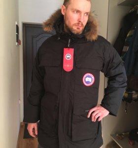 Пуховик Куртка Канада Гус до -30 градусов