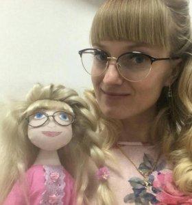 Кукла по фото.
