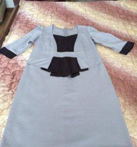 Женское платье 56 размера