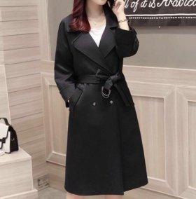 Новое пальто шикарного качества.