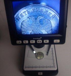 Микроскоп Levenhuk Dix 500 lcd