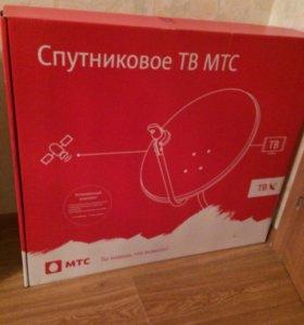 Комплект МТС телевидение