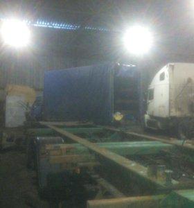 Ремонт коммерческой грузовой техники