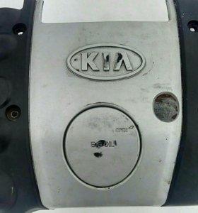 Крышка двигателя Киа Спортеж