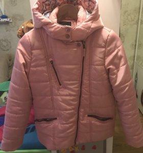 Куртка бу 1 раз 42-44