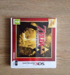 Zelda. Link between worlds