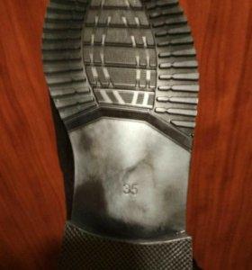 Обувь, сапоги женские