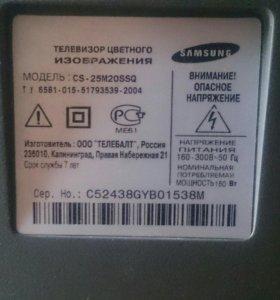 Телевизор Samsung 25