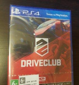Driveclub новый