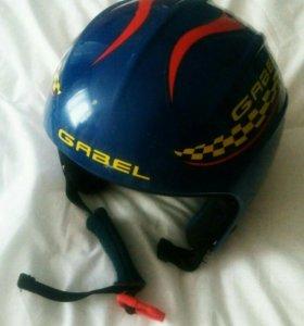 Детский горнолыжный шлем GABEL