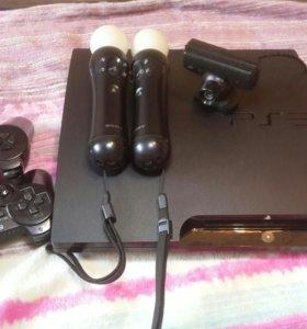 Игровая приставка Sony Playstation 3 250 Gb
