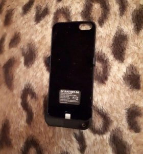Чехол зарядка для айфон 5s ,5,se