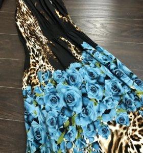 Платье летнее платье платья р.44-46