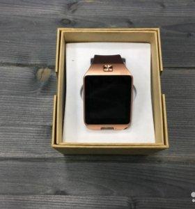 Умные Часы Smart watch DZ11 (Золотые)