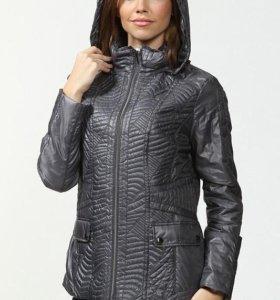Куртка на весну новая р.58