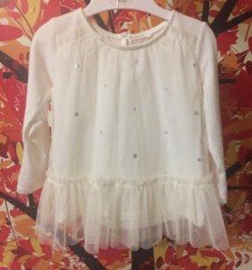 Блузка Baby Go 86 размера