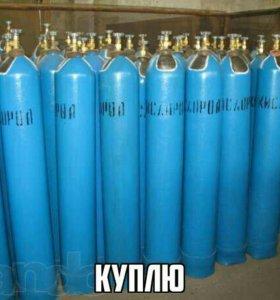 Вывоз баллонов кислородных