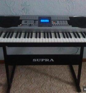 синтезатор supra skb 610s