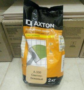 Затирка для плитки Axton A330 светло-бежевый