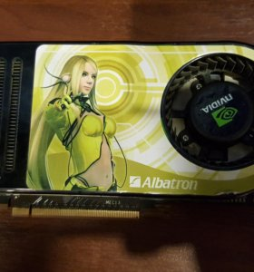 Видеокарта Albatron Nvidia GeForce 8800 GTX 768 MB