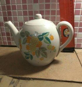 Чайник керамика (СССР)