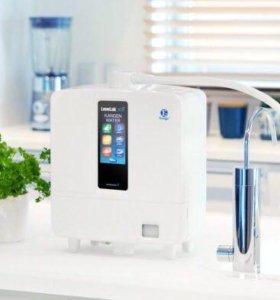 Японский фильтр-ионизатор щелочной КАНГЕН воды