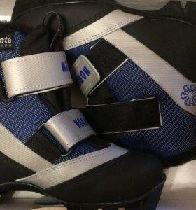 Ботинки для лыж, размер 32-33