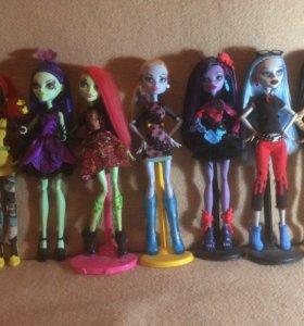 Куклы монстер хай .