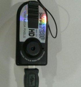 видеокамера /миниформат/