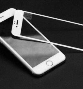 Стекло 3D на iPhone 7