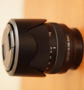 Sony DT 18-135 f/3.5-5.6 (SAL-18135)