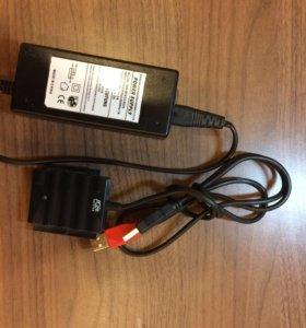 Кабель адаптер IDE 3,5-2,5 USB