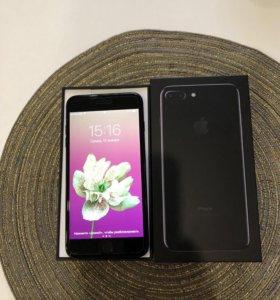 iPhone 7+ Jet Black 32