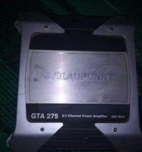 2-канальный усилитель Blaupunkt GTA 275