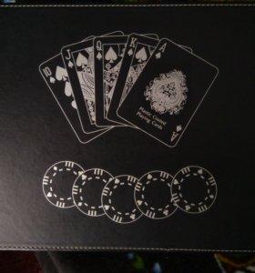 Покерный набор (торг)