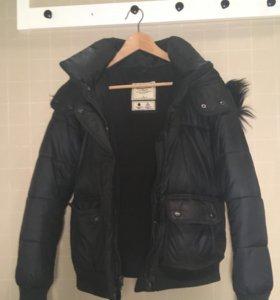 Стеганая куртка Abercrombie