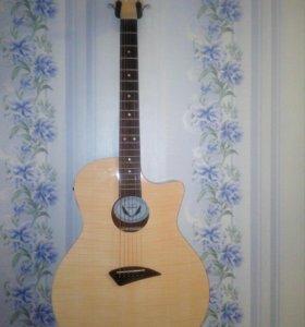 Электроакустическая гитара DEAN