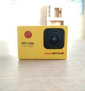 Экшен Камера SmarterraW4+