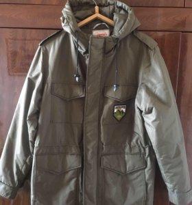 Куртка-парка Anteater