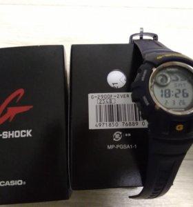 Наруч.часыCasio G-shock Новые водонепроницаемые