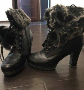 Обувь разная в хорошем состоянии, разм. 38,5