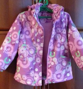 Куртка для девочки ( раз. 104 )
