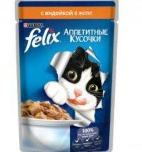 Феликс корм