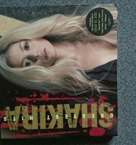 Музыкальный CD диск Shakira - Greatest hits