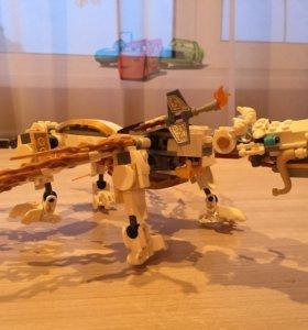 Лего ниндзяго дракон