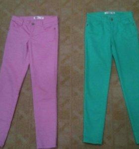 Летние подростковые джинсы
