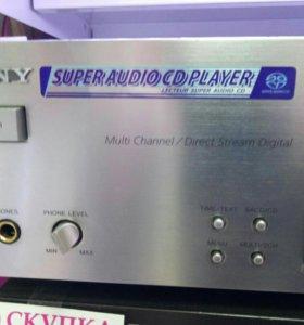 Sony scd-xb 790